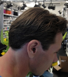 Men's Hair Business Cut 2