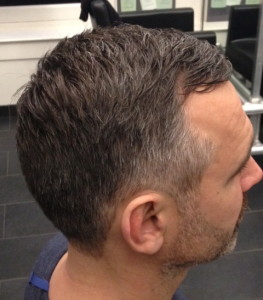 Men's Gentlemen Haircut 4
