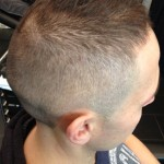 Men's Hairstyle Military Cut 1