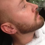 Men's Short Boxed Beard Style 2